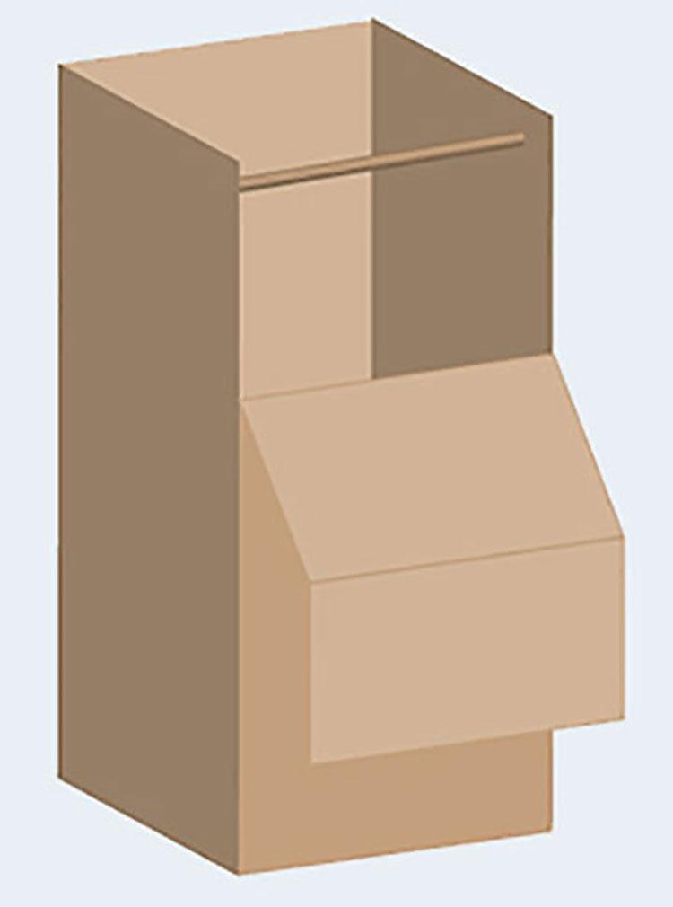 Supplies Wardrobe Box
