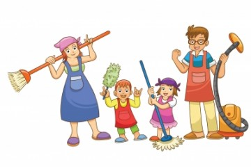 Family Cleaning Centron Storage Toronto