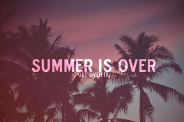 Summers Over Image
