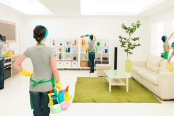 Spring Cleaning and Self Storage