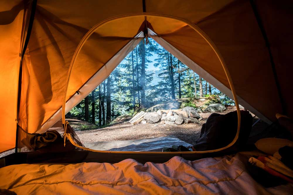 Storage Solutions for Camping Equipment