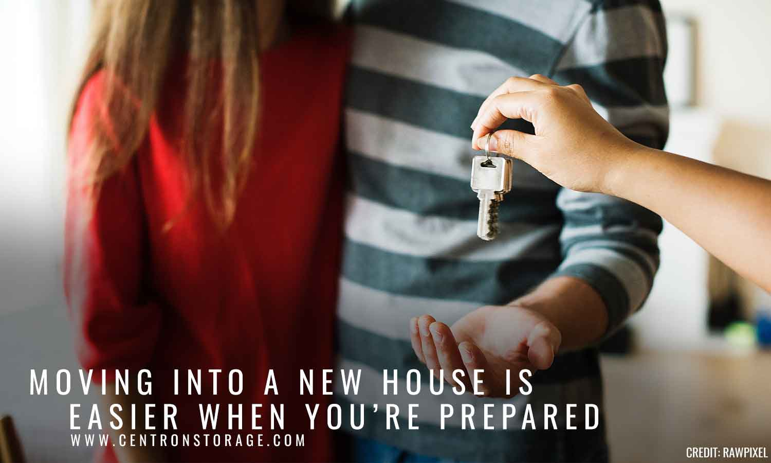 Moving into a new house is easier when you're prepared
