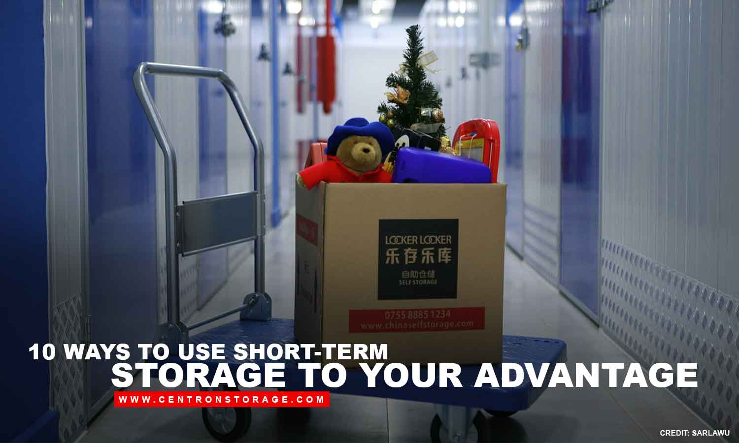 10 Ways To Use Short-Term Storage to Your Advantage