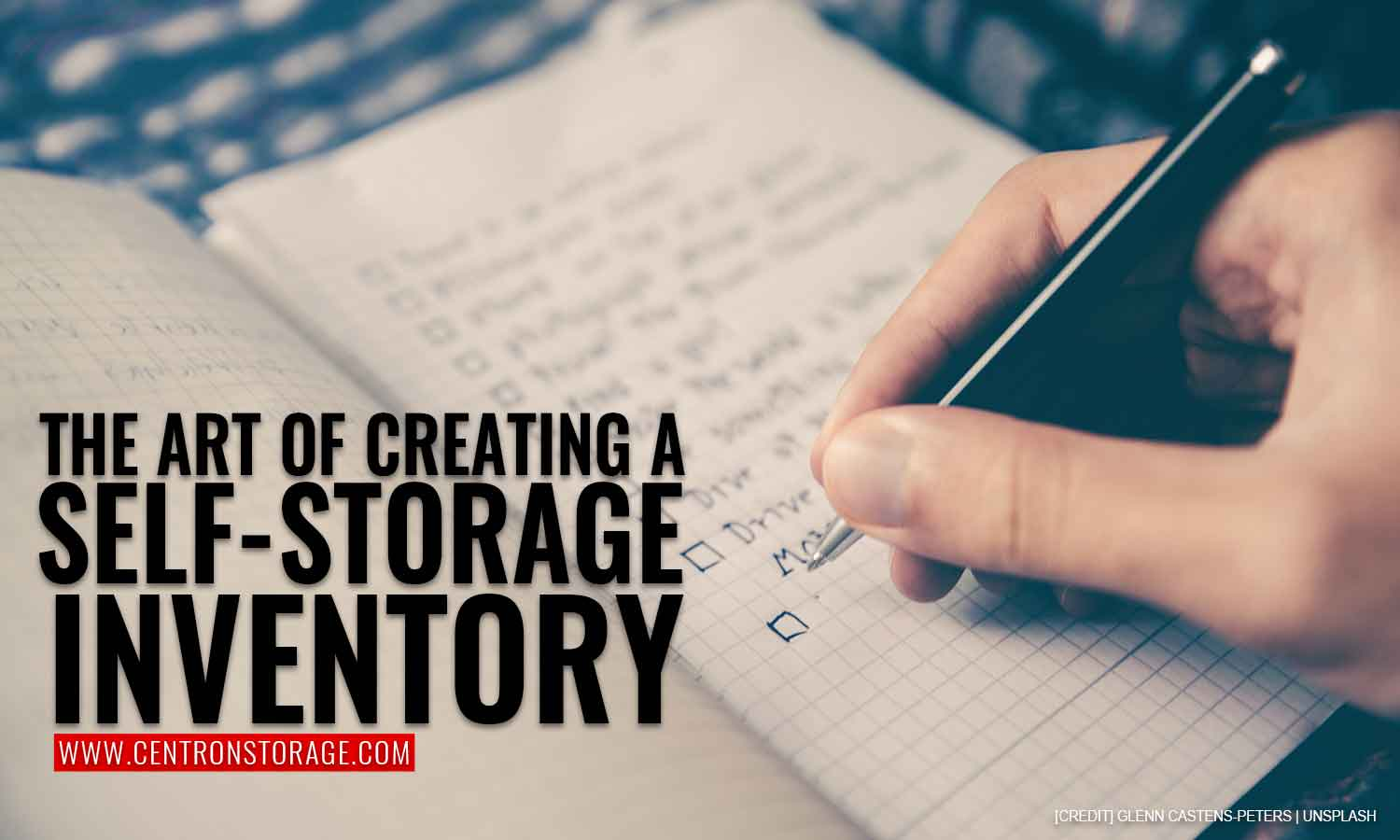The Art of Creating a Self-Storage Inventory
