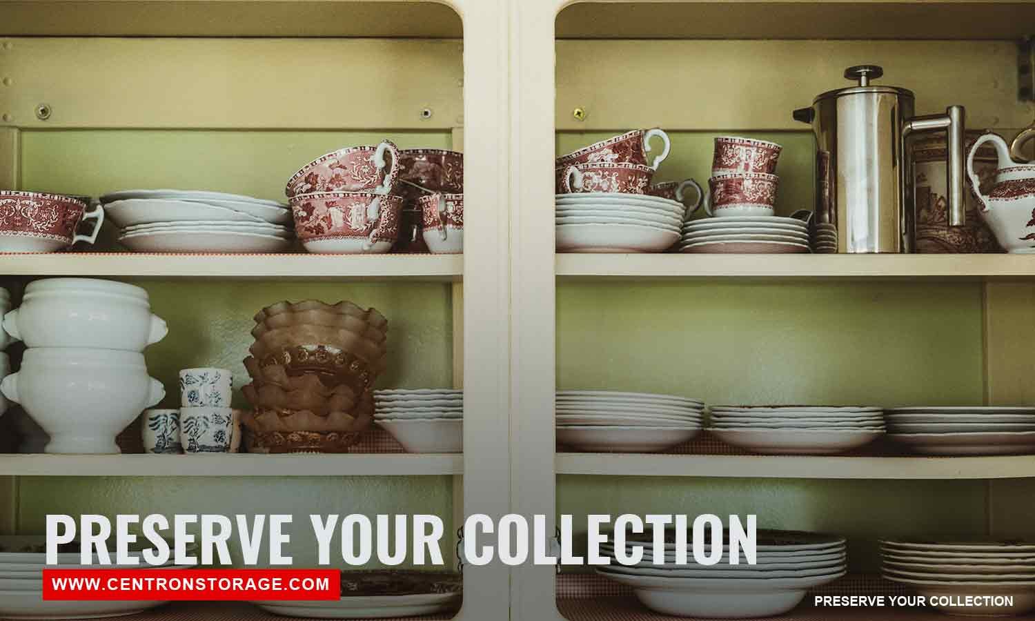 Preserve your collection