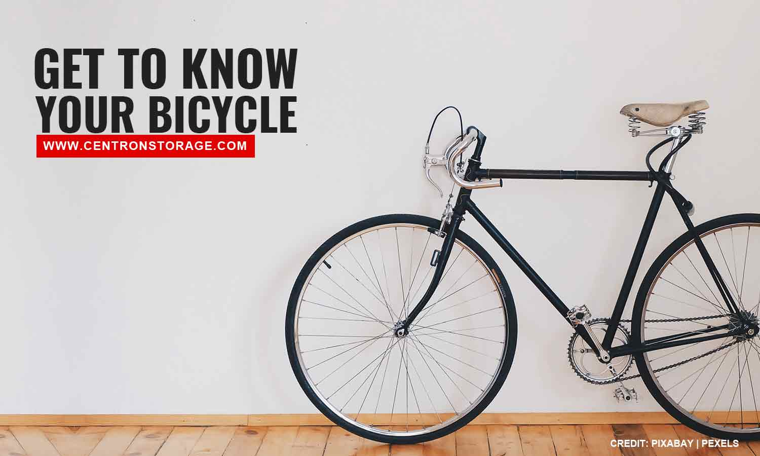 Get to know your bicycle