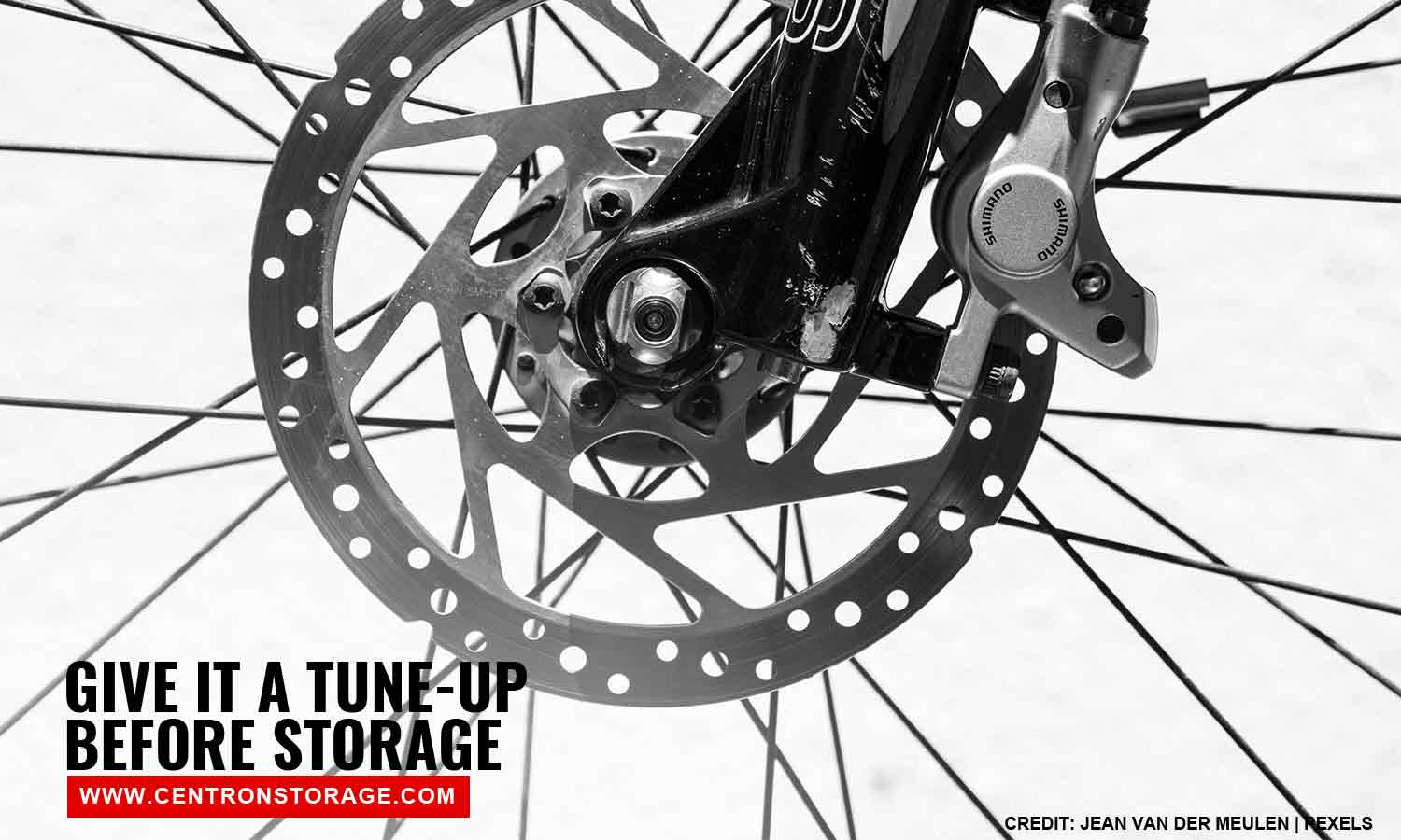 Give it a tune-up before storage
