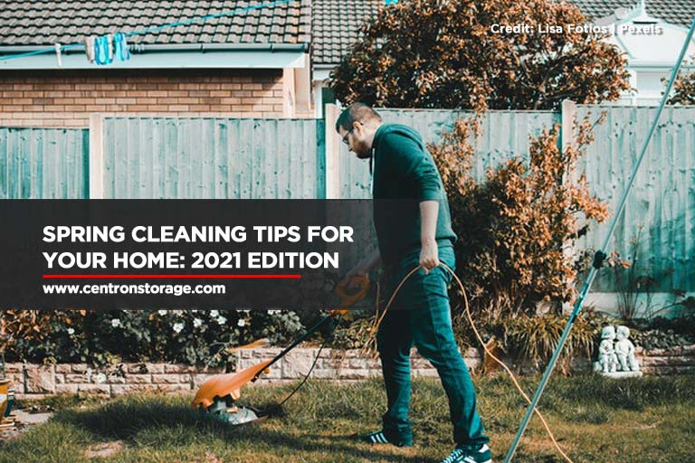 Spring Cleaning Tips for Your Home: 2021 Edition